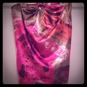 Halter blouse